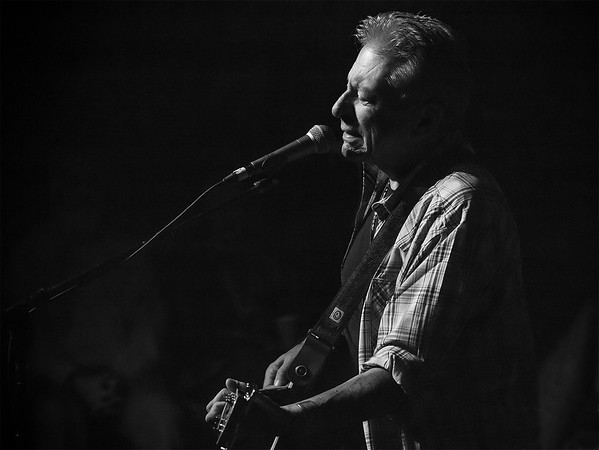 Joe ElyJoe Ely@Strange Brew Lounge Side - Austin, Texas
