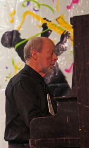 John Bennett, piano