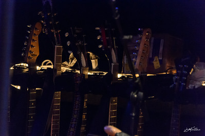 Robert Cray's guitar vault
