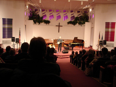 John McCutcheon @ Community Christian Church