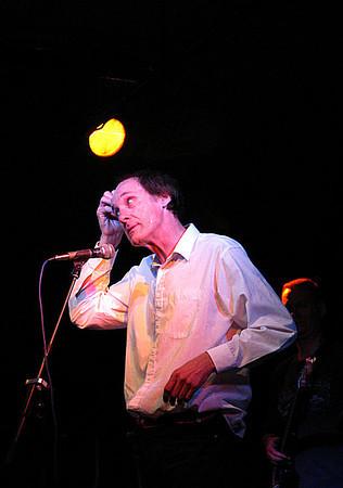 John Otway big band 06.05.09