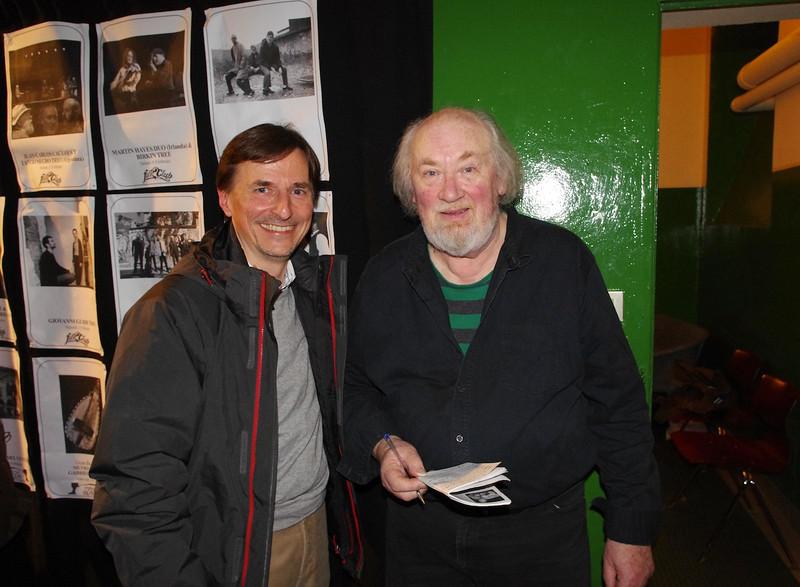 Giorgio Vergnano, John Renbourn