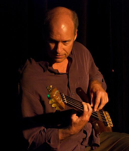 Tom Bockhold<br /> When Worlds Collide, Little Fox Theater, 10.18.2009