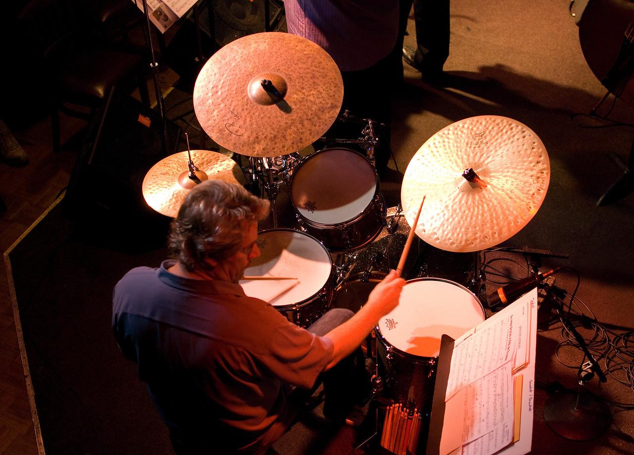 Paul Van Wageningen<br /> John Worley and Bari Bari<br /> When Worlds Collide, Little Fox Theater, 10.18.2009