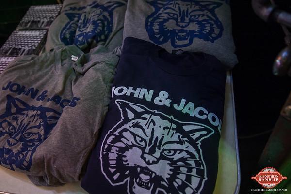 John and Jacob at Callaghan's