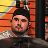 Cody Leppo, drums
