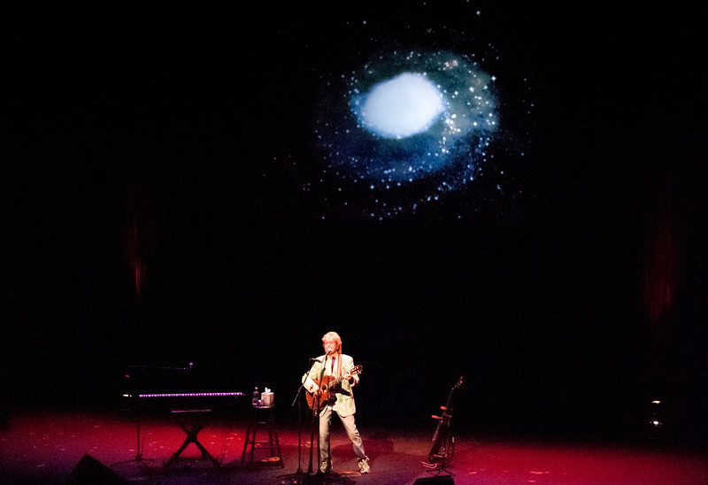 Jon Anderson live at The Bergen PAC in New Jersey in April of 2012.