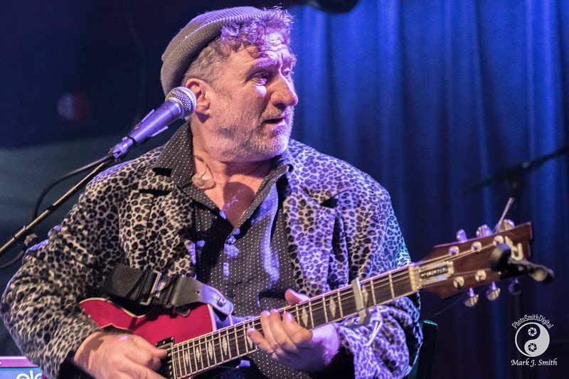 Jon Cleary @ Ardmore Music Hall