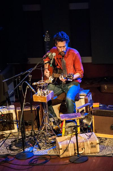 Matt Lorenz - The Suitcase Junket