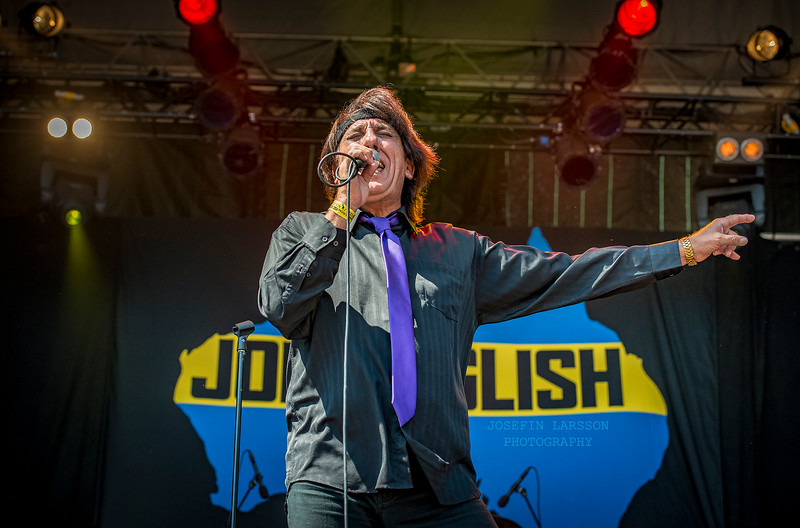 Jon English - Sweden Rock 2017