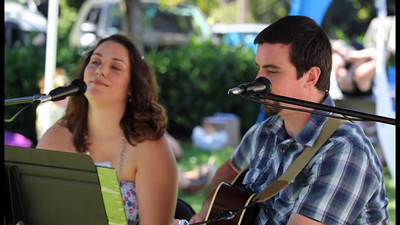 Jon and Keri White, Acoustic Duo, August 14, 2010