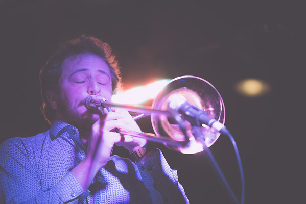 Jonah Levine Collective @ The Mint LA