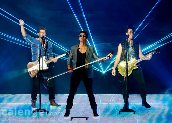 Jonas Brothers 2010-09-14