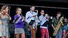 Jonathan Crayford Biggish Band, Newtown Street Fair, Wellington, 2 March 2014