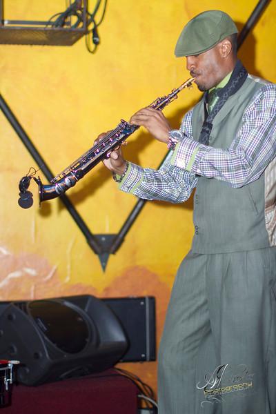 Thanksgiving Sunday - Jazz @ Ginger Bay Cafe