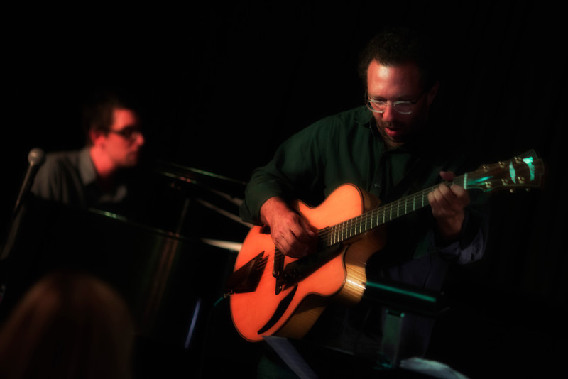 Josh Nelson's Discovery Sessions w/Anthony Wilson, Dave Robaire & Dan Schnelle