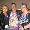 Deb, Stevie Keys, and Barb