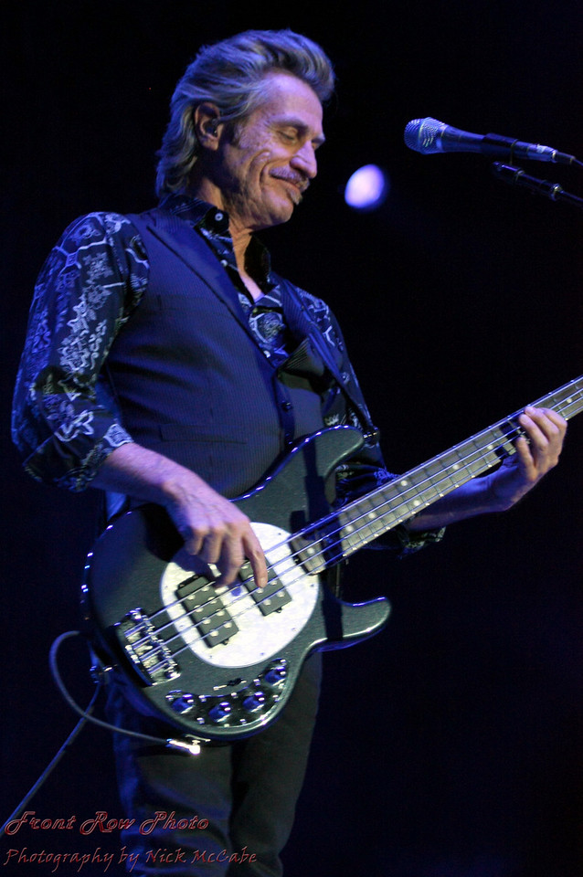 Ross Valory was born February 2nd in hometown San Francisco, CA. He is known as one of today's long-standing leading bass players of top rock music.