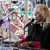 Judy Collins : Judy Collins at the Clearwater Festival..
