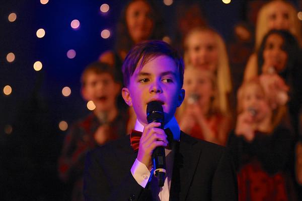 Julkonsert 8 dec kl 19 2012