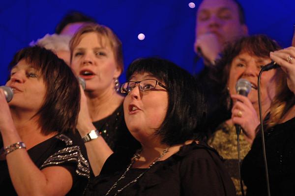 Julkonsert 8 dec kl 16 2012