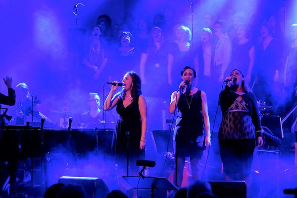 Julkonserter i Pingstkyrkan 2013