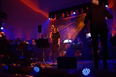 Who would imagine a King – Ruth Blomqvist med orkestern