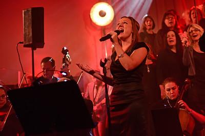 Dagen är kommen – Pernilla Bergström, Second Voice och By Mercy med orkestern