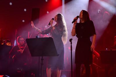 The Christmas Hope – Bea Dolk och Ruth Blomqvist med orkestern