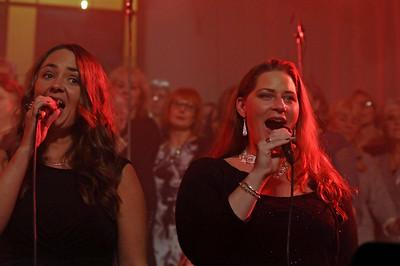 Madlene Lundström  & Paula Gullbing