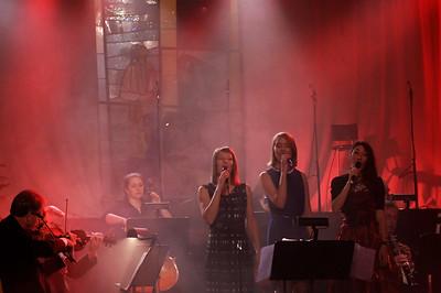 Ruth Blomkvist, Bea Dolk och Natalie Gullbing