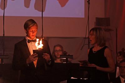 Simon Tedenvall & Maria Ekroth