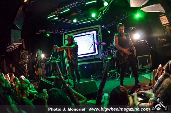 My Life With The Thrill Kill Cult - at The Whiskey A Go Go - Los Angeles, CA - July 2, 2014