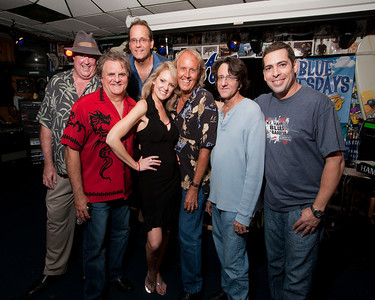 Boston's on the Beach Blue Tuesday with Nicole Hart and the Nucklebusters