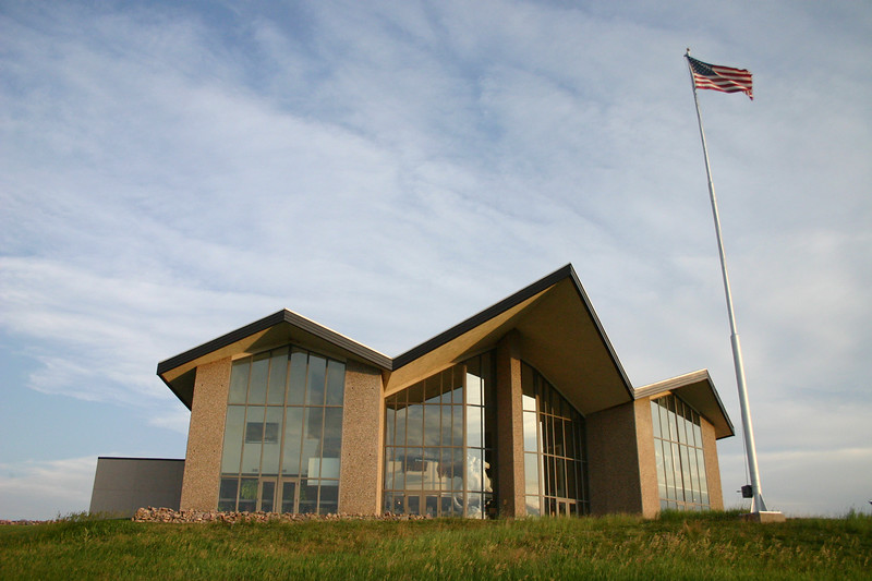 The High Plains Western Heritage Center in Spearfish, where Juni Fisher has performed  the past couple of years.