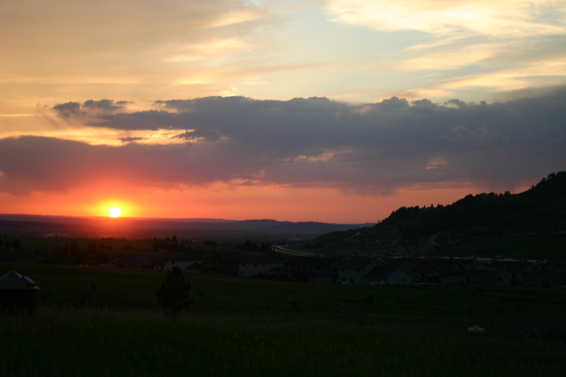 A Juni Fisher performance is a great way to cap off another beautiful day in the Black Hills of South Dakota!