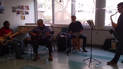 Bruno, Francois, Ken..we did some nice sessions , each one getting tighter..