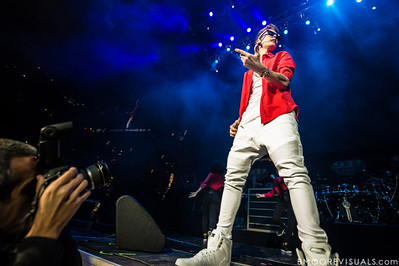 Justin Bieber performs on December 9, 2012 during the 93.3 FLZ Jingle Ball at Tampa Bay Times Forum in Tampa, Florida