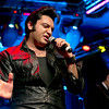 Justin Shandor as Elvis at the Whisky a go go
