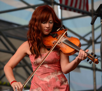 AMANDA SHIRES AT THE WHYY FESTIVAL PHILADELPHIA