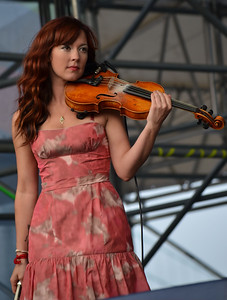 AMANDA SHIRES AT THE WHYY FESTIVAL IN PHILADELPHIA