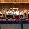 4th Grade 2015 Christmas Concert. Carol of the Bells. Mrs. Barb Heath - Conductor