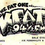 """Dale Evans"" business card"
