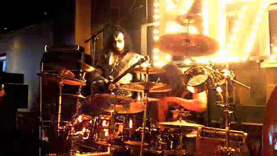 "Ultimate @ Z's 07-24-10 ""Drum Solo & god of Thunder"""