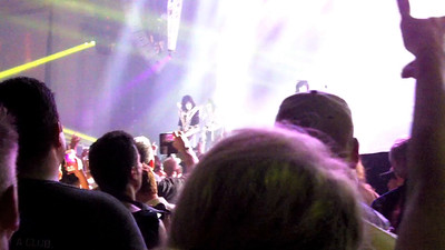 """KISS @ Gexa 7-13-14 """"Shout It Out Loud"""""""