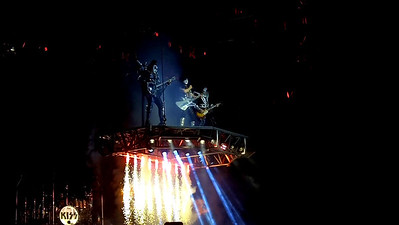 "KISS @ Gexa 8-4-12 ""Intro"""