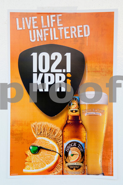 KPRI & Shock Top Beer