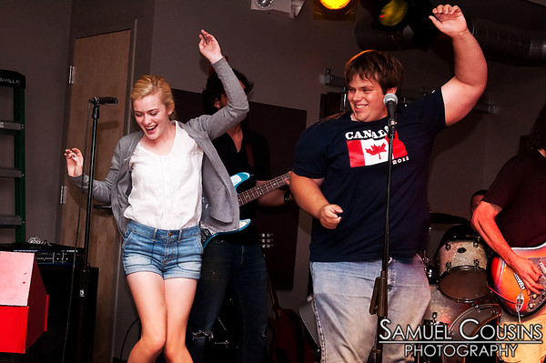 Kill the Karaoke - karaoke with a live band!
