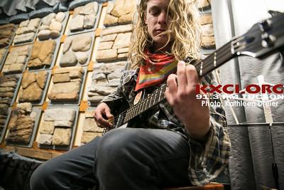 01/25/16 June West_KXCI Locals Only_Kathleen Dreier Photography