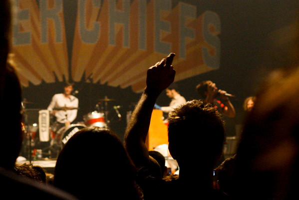 The Kaiser Chiefs - The Beacon Theatre,NYC - September 29th, 2007 - Pic 14
